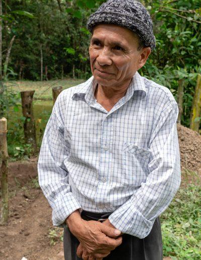 Productor con beneficiadero ejemplar sr. Marco