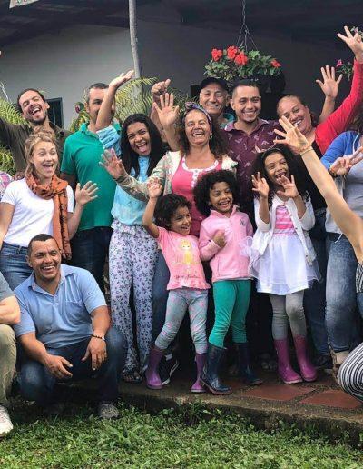 RED ECOLSIERRA es agro-eco-turismo comunitario
